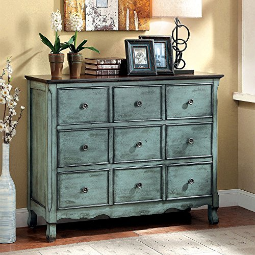 Accent Console Chest - 7