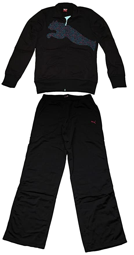 Puma Sport de traje, Chándal, mujer, color negro, talla 36 (176 ...