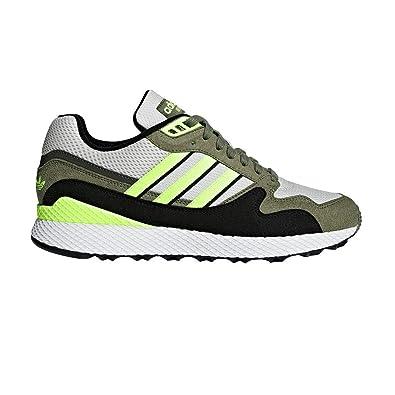 adidas Originals Ultra Tech - weiß/Olive grün/schwarz - EU 42 2/3