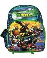 "Ninja Turtles - Large 16"" Full-size Backpack - Shell Power"