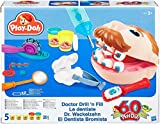 play doh drill n fill - Play-Doh B5520 Doctor Drill N Fill Playset