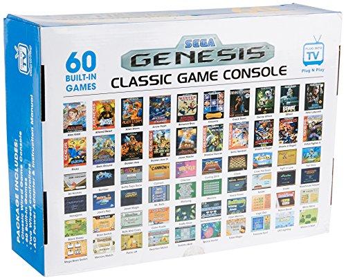 Sega genesis atgames classic game console 2013 buy - Atgames sega genesis classic game console game list ...