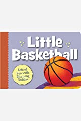 Little Basketball (Little Sports) Kindle Edition