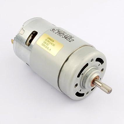 NW 150W 775 DC Motor 120V/10000RPM Large Torque High-Power Motor ...