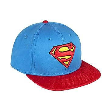 DC Superman Gorra Premium New ERA