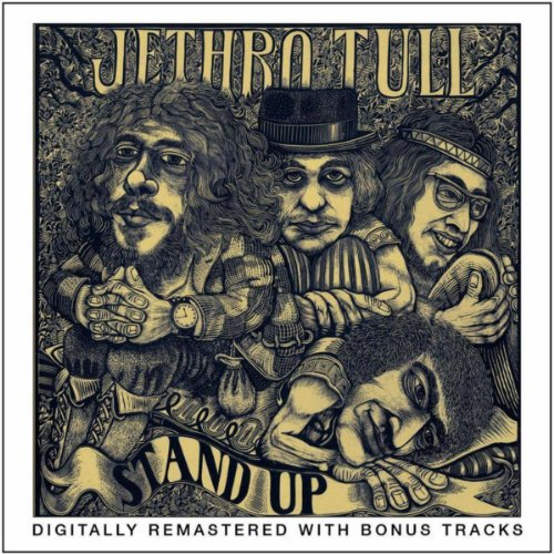 Stand Up (Best Jethro Tull Albums)
