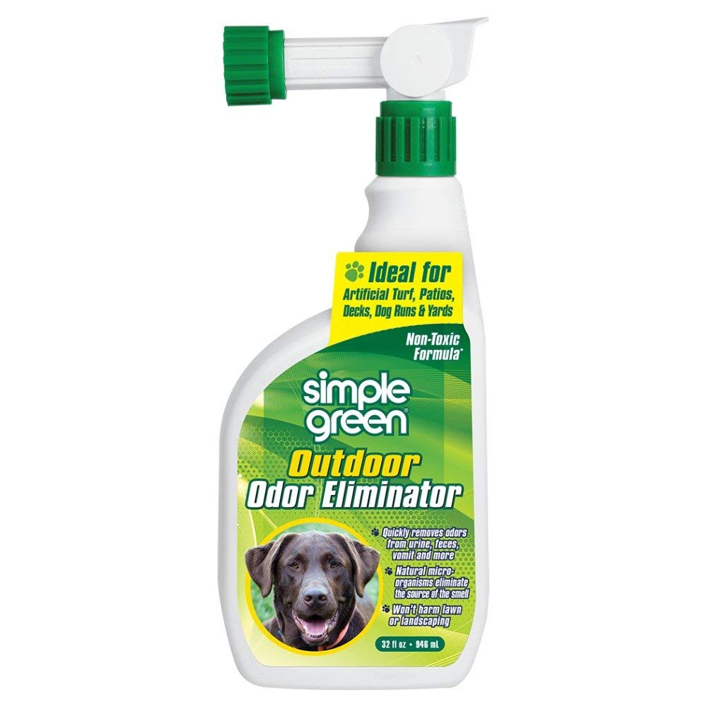 SIMPLE GREEN Outdoor Pet Odor Eliminator