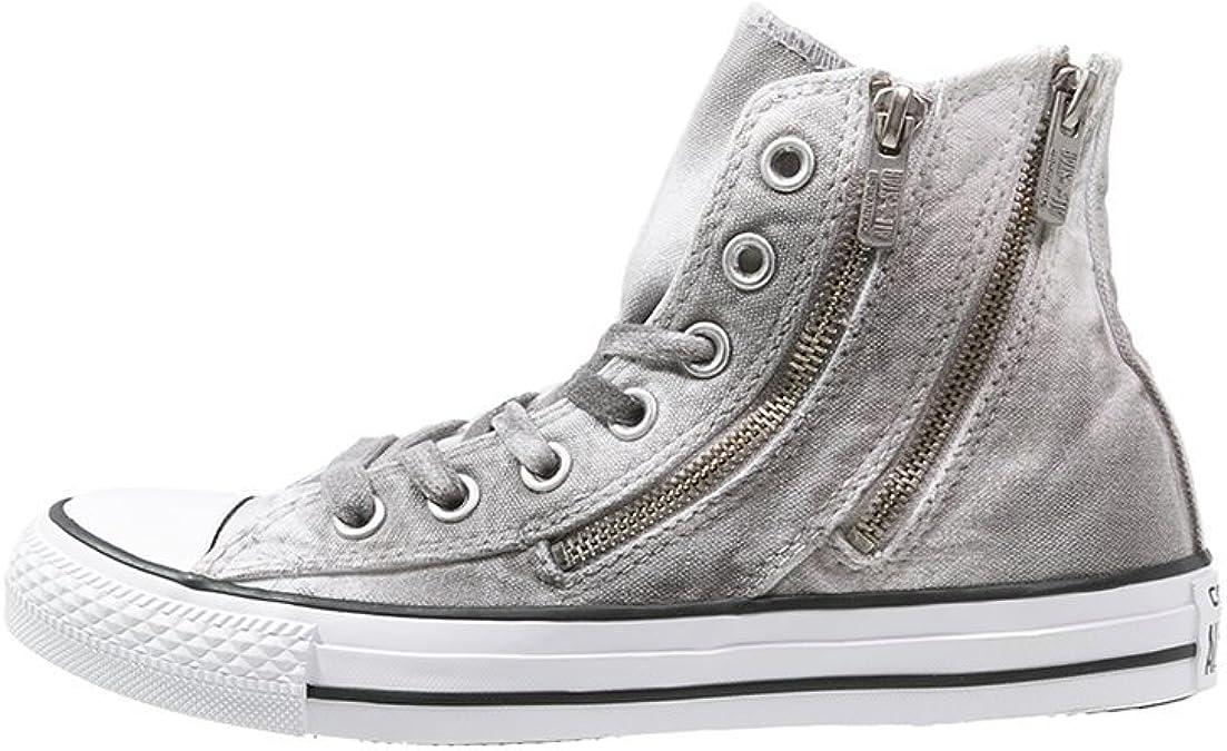 Converse, Sneaker donna Bianco White/ Black, Bianco (White/ Black ...