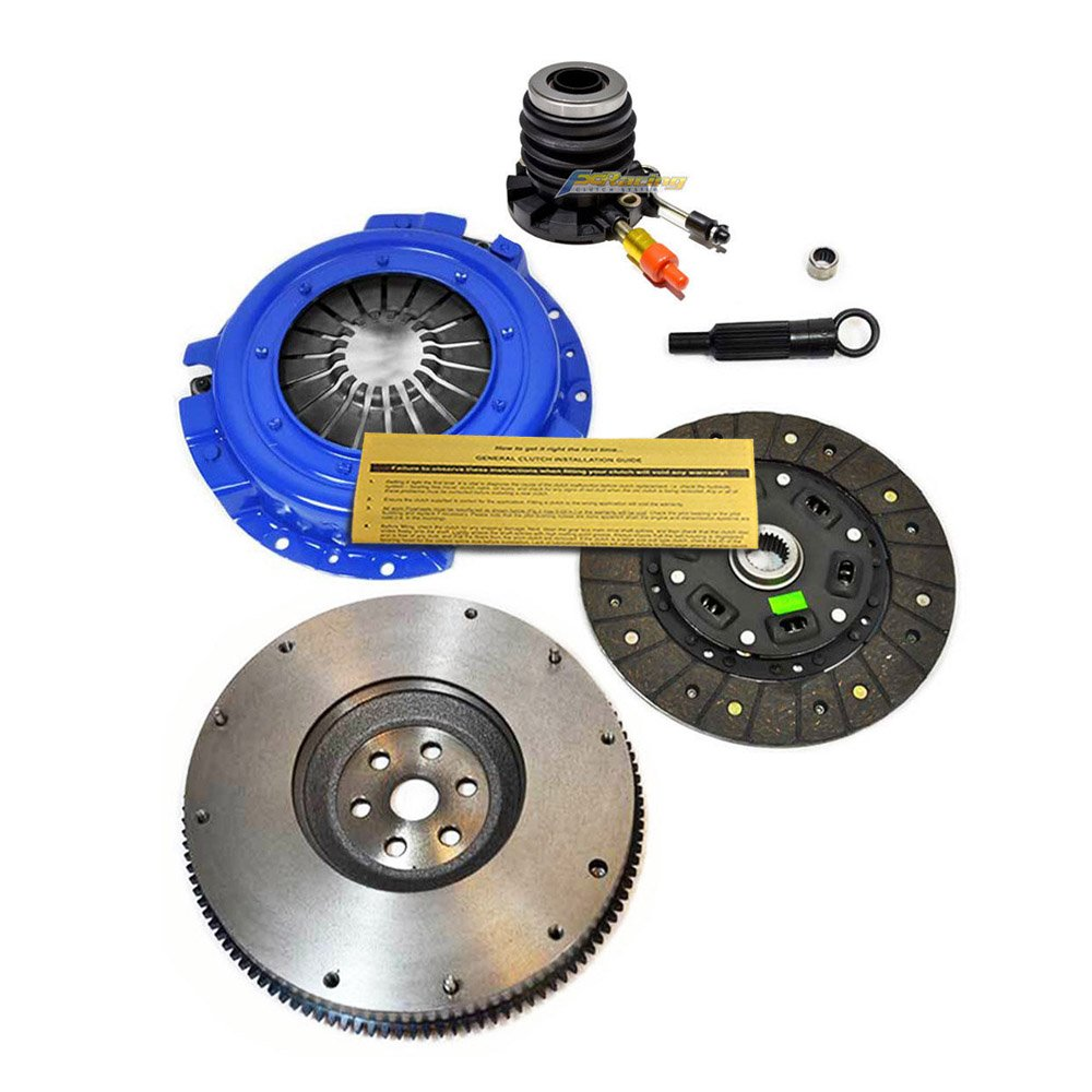 Amazon.com: EFT STAGE 1 CLUTCH KIT & FLYWHEEL & SLAVE 93-94 FORD RANGER SPORT STX XL XLT 2.3L: Automotive