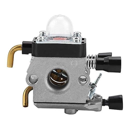 Socialme-eu Carburador con Filtro de Aire Kit de Línea de Combustible Juego de Cortacésped Accesorios de Reparación de Juntas para Desherbar: Amazon.es: ...