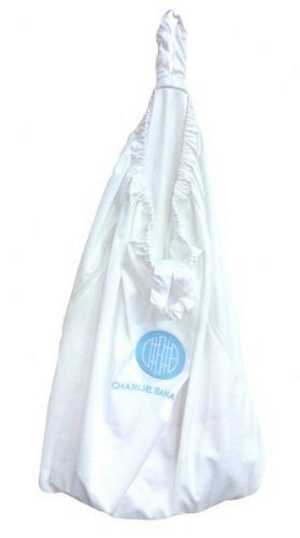 Winc Design Limited 889395 Hanging Diaper Pail White in box