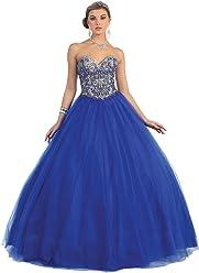 e4b01fd679e Layla K LK38 Quinceanera Sweetheart Ball Gown