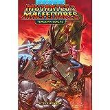 capa de Mutantes e Malfeitores