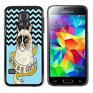 Dragon Case - FOR Samsung Galaxy S5 Mini, SM-G800 - Opening a window for others - Caja protectora de pl??stico duro de la cubierta Dise?¡Ào Slim Fit