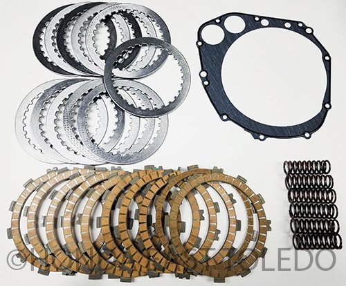 Suzuki Genuine Accessories 05-06 Suzuki GSXR1000 Clutch Plate Kit