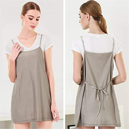 8c53ca4ef56f8 Radiation Protection Apron for Pregnant,360° Shielding Radiation,Radiation-Proof  Sling with Silver Fiber Inside Clothes,Good Anti Radiation Band: ...