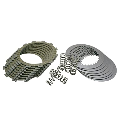 Hinson Clutch Fiber, Steel, Spring Kit (Standard) for 03-06 Yamaha YZ450F: Automotive