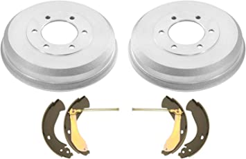 Complete Rear Brake Drum Hardware Kit for Chevy COLORADO 2004-2008