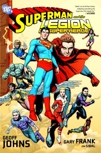 (Superman and the Legion of Super-Heroes)