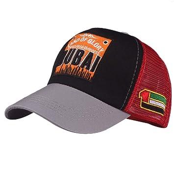 Gorras Beisbol Gorra para Hombre Mujer Sombreros de Verano Gorras ...