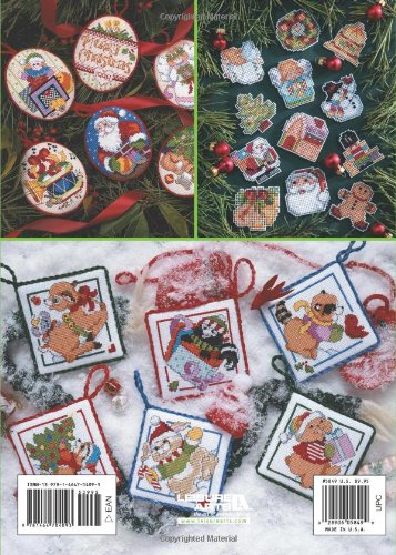 Leisure Arts-101 Ornaments For Christmas (LA-5849)