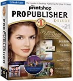 Broderbund Print Shop 21 Pro Publisher Deluxe [Old Version]