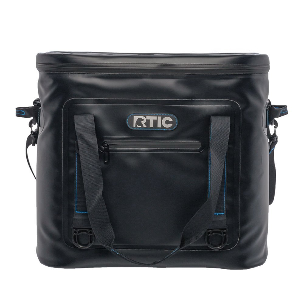 Keeps Ice Cold for Days Leak Proof Zipper 40 RTIC Insulated Soft Cooler Bag