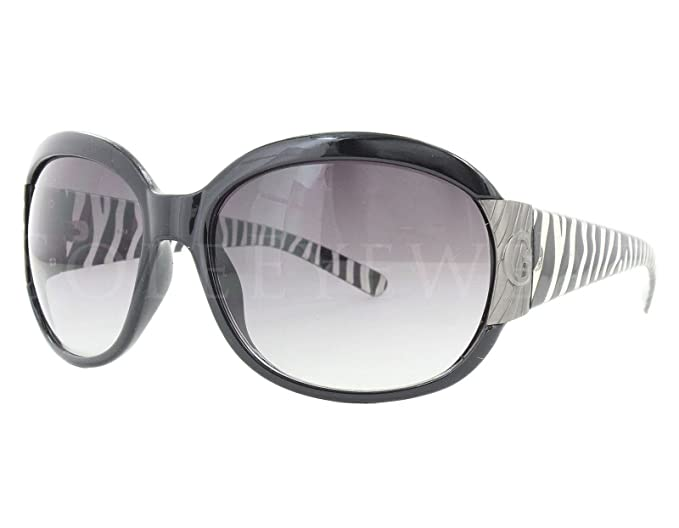 GUESS GU7002BLK-35A, Gafas de Sol para Mujer, Black, 60