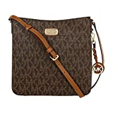 Michael Kors Jet Set Travel Ladies Large Leather Messenger Bag 35T6GTVM2B