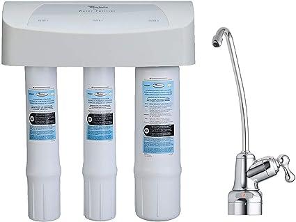 Whirlpool whembf purificador de agua filtros de repuesto (Compatible con los sistemas whambs5 & whemb40): Amazon.es ...