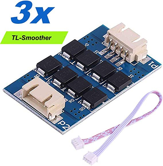 3pcs TL-Smoother Addon Module Accesorios para impresoras 3D Filtro ...