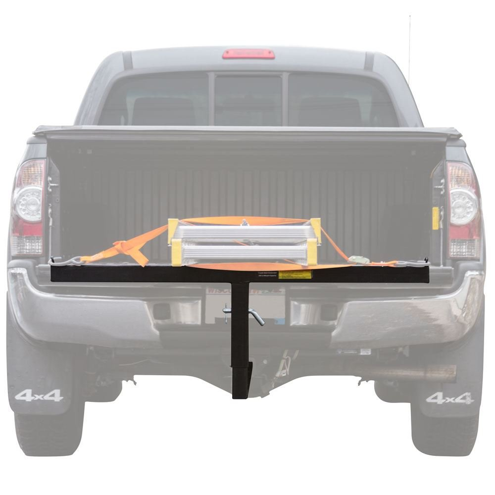 Apex Rage Powersports TBE-48 Truck Bed Extender (36' Pickup for 2' Class III/IV Receivers) by Apex (Image #3)