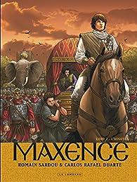 Maxence, tome 2 : L'Augusta par Romain Sardou