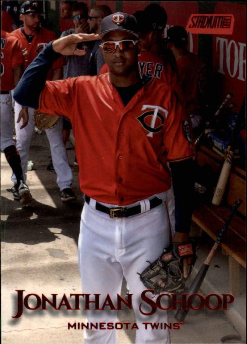 2019 Topps Opening Day #74 Jonathan Schoop Minnesota Twins Baseball Card
