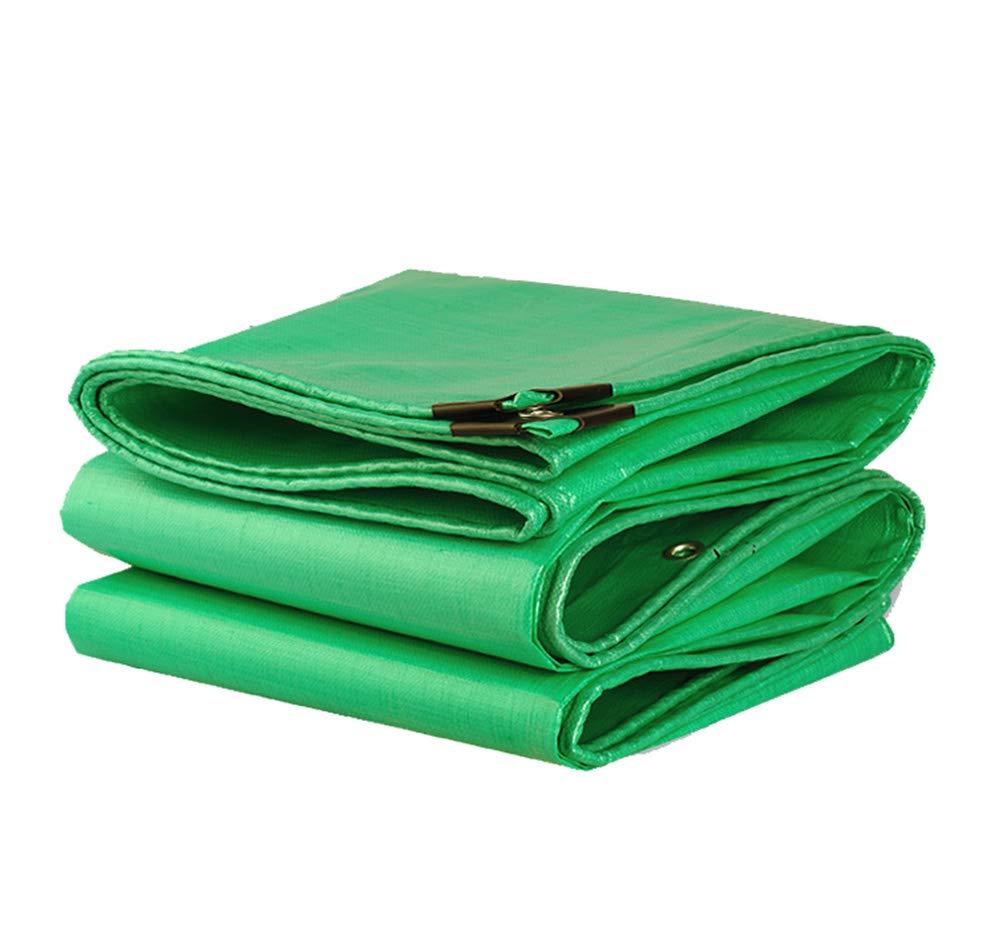 Verdicken Sie im Freien Regenschutztuch wasserdicht Sonnenschutzplane Schatten-Isolierung Regenschutz Schuppenstoff-LKW Öl-Segeltuch