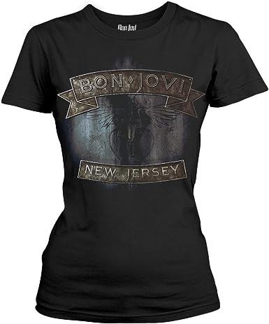 bon jovi t shirt women's