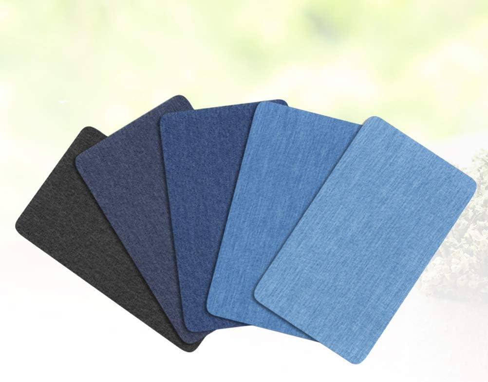 SUPVOX Patchs Bricolage Autocollant Applique Patchs pour Vestes Jeans Sacs Arts Artisanat D/écoration 5pcs