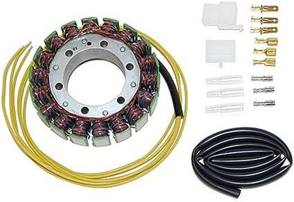 Lichtmaschine Kompatibel Mit Ersatz Für Honda Xl 600 V Transalp High Power 320 Watt Auto