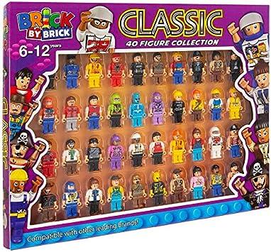Elite Figure - Pack de 40 figuras de colecció: Amazon.es: Juguetes y juegos