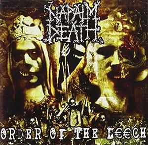 Napalm Death Order Of The Leech Amazon Com Music