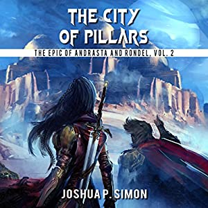 The City of Pillars Audiobook