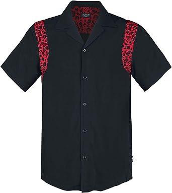 Chet Rock Ritchie Leo Detail Camisa: Amazon.es: Ropa y accesorios