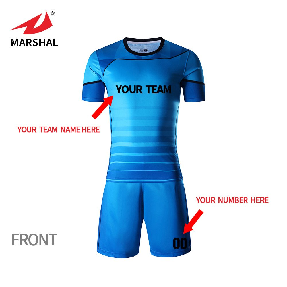 617f41f3db7 ZHOUKA custom football shirts soccer uniform design your own name and logo  for men