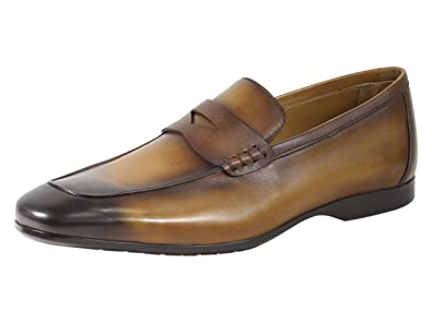 e3d8f0b41a328 Amazon.com: Bruno Magli Men's Margot Penny Loafers Shoes: Shoes