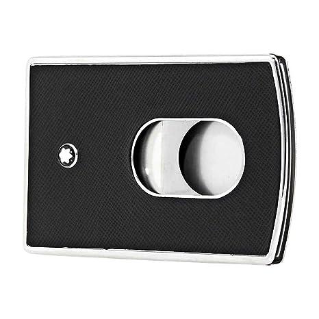 Montblanc Sartorial Tarjetero 10 Centimeters Negro (Schwarz ...