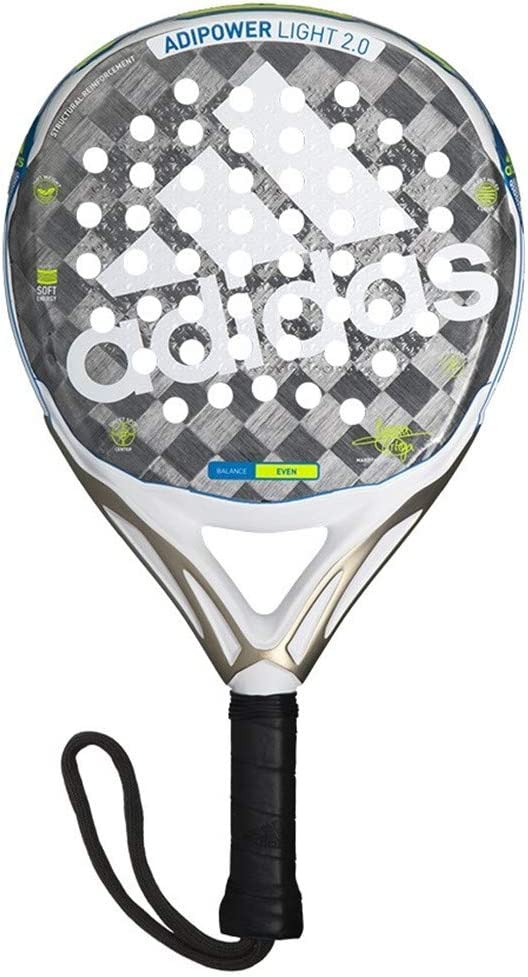 Adidas Adipower Light 2.0, Adultos Unisex, Blue, Talla Única