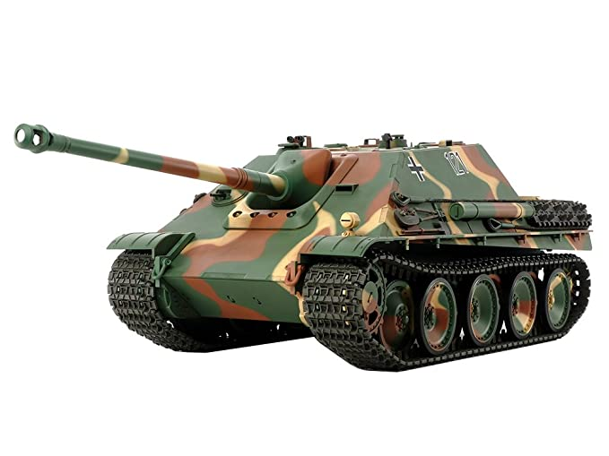 Amazon.com: Tamiya 1/16 Big Tanque Series Nº 10