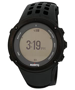 0e757ae1329f SUUNTO Ambit2 Black (HR) Reloj con GPS Integrado