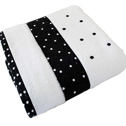 Toalla de baño Grande para bebés Bebe Microfibra- Toalla Absorbente de algodón Gruesa de 70