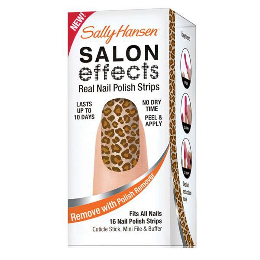 Sally Hansen Salon Effect Strips Kitty Kitty (2 Pack)